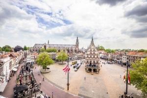 Tulpenroute Holland langs historische steden